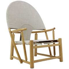 "Piero Palange and Werther Toffoloni Lounge ""Hoop"" Chair G23 for Germa"
