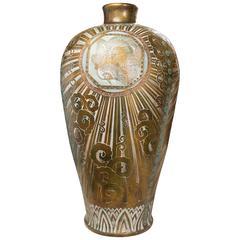 Impressive Deco Style Vase
