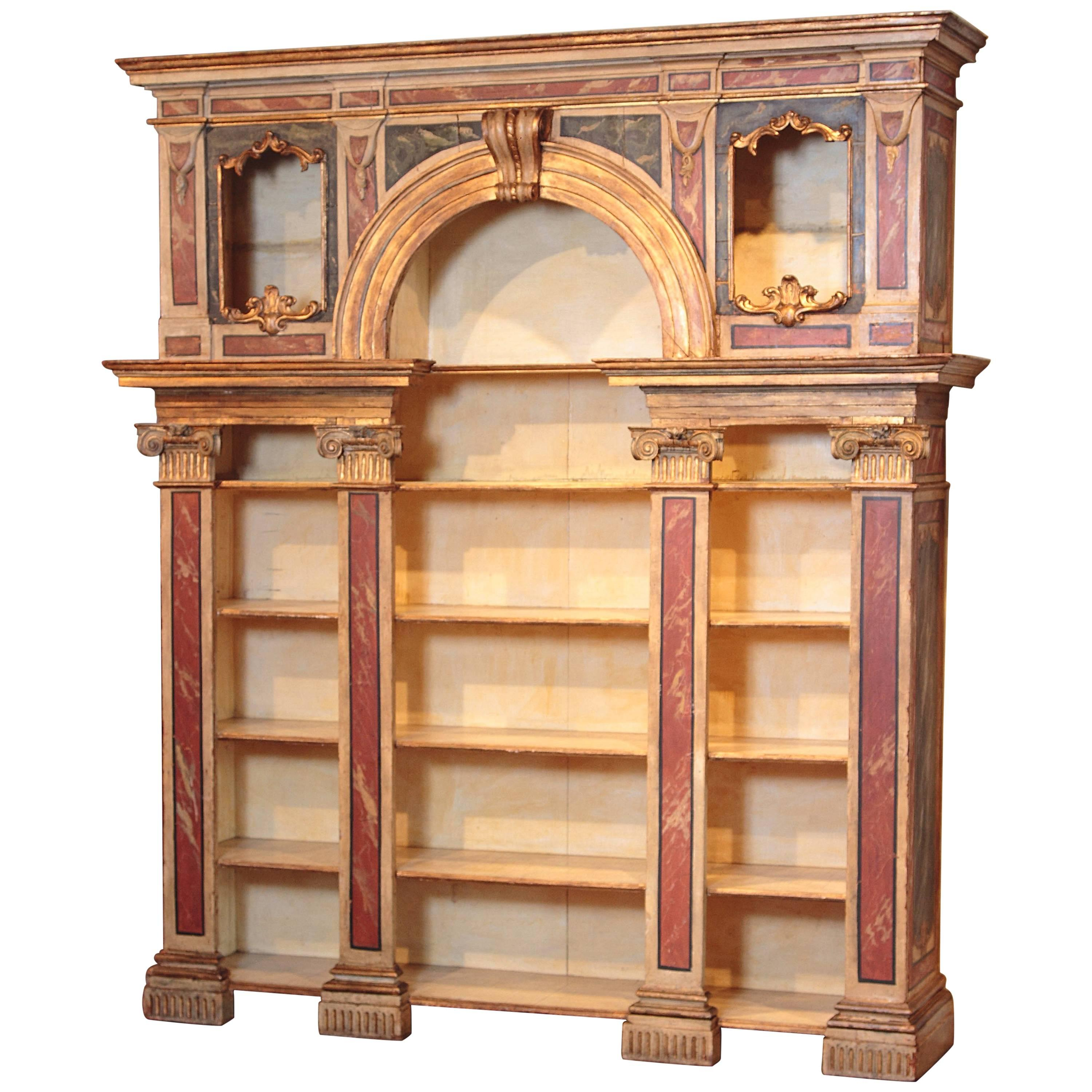 oulton circular heroic timber styled republic image timothy large bookcase coco furniture bookcases storage