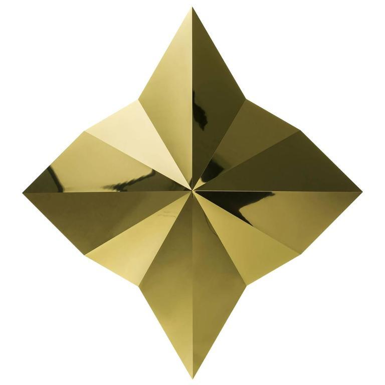 Sacred Geometry Aster Lamp