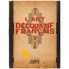 L'Art Decoratif Français Two, Book