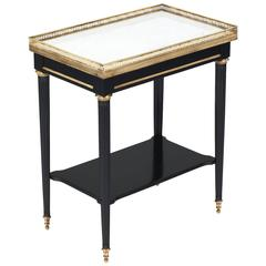 Louis XVI Style French Antique Side Table