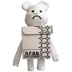 Designer Toy S.F.B.B. 'Sample' by Michael Lau, 2005