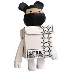 S.F.B.B. 'Sample' 2005 Michael Lau Designer Toy