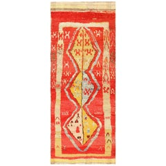 Antique Tribal Tulu Rug