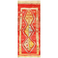 Antique Tribal Tulu Rug