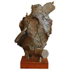 Sculpture by Russell Baldwin