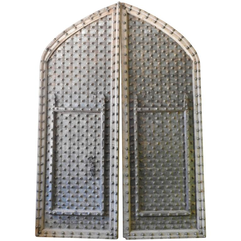18th Century Moorish Castle Doors