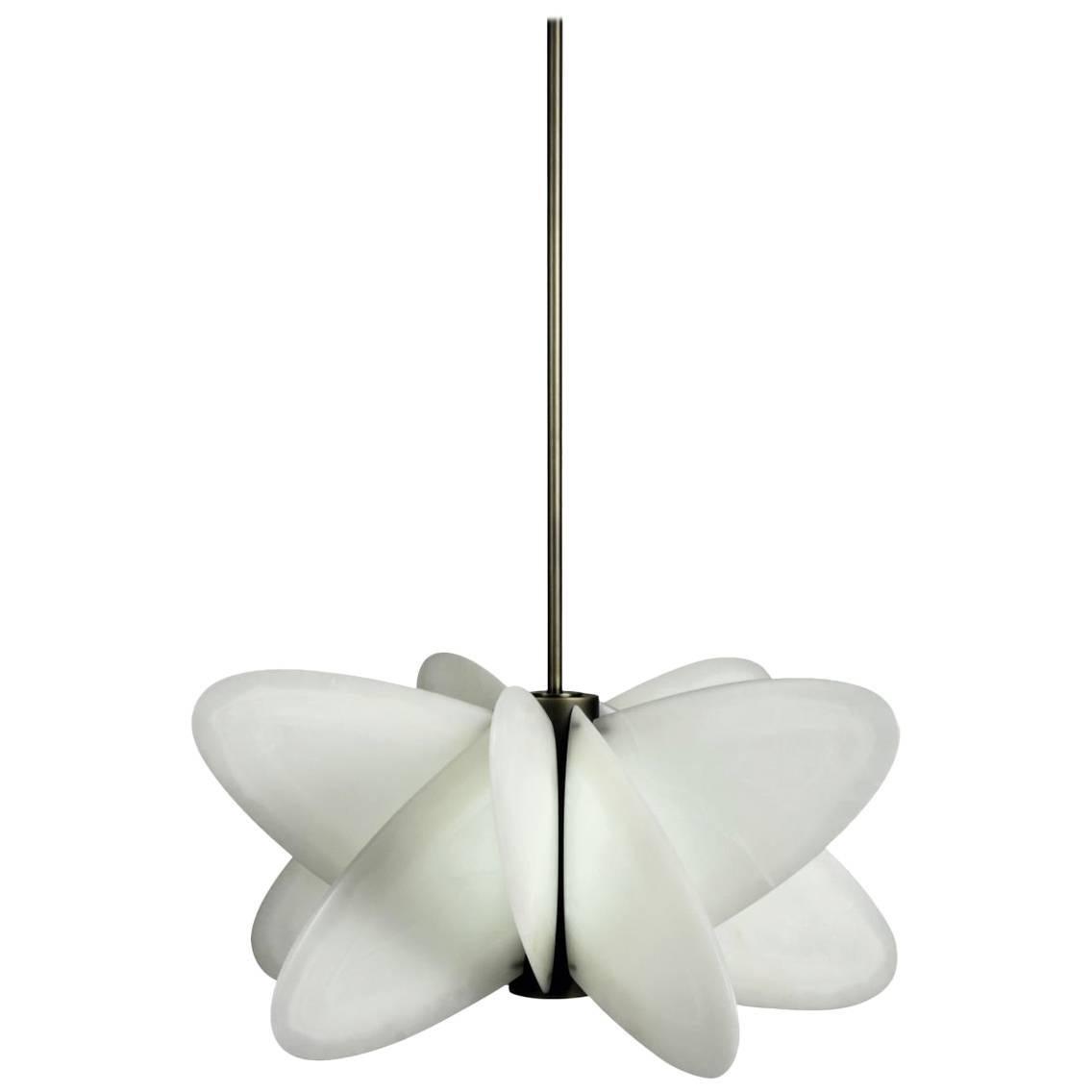 """Damien Langlois-Meurinne, """"Rose des Sables,"""" Chandelier (Large), France, 2013"""