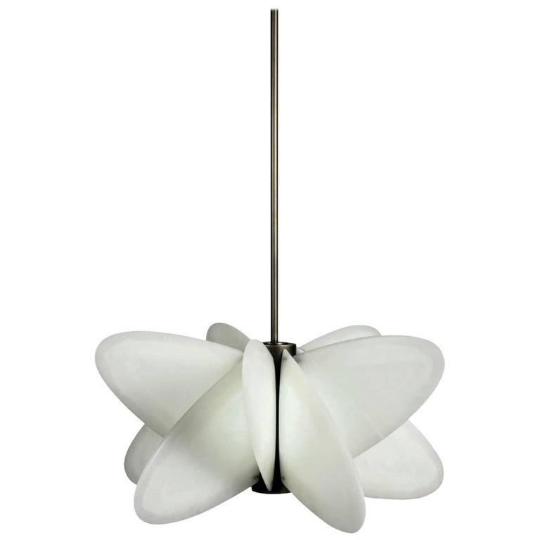 """Damien Langlois-Meurinne, """"Rose des Sables,"""" Chandelier (Large), France, 2013 For Sale"""