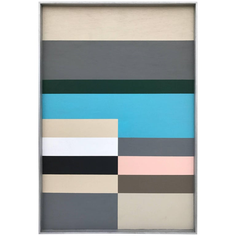 Muted Colors Painting by Giovanni Mercado 1