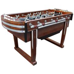 1920s French Foosball Table