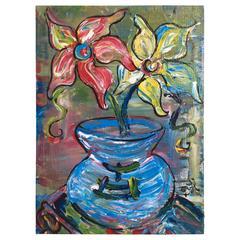 Chinese Vase by David Harper