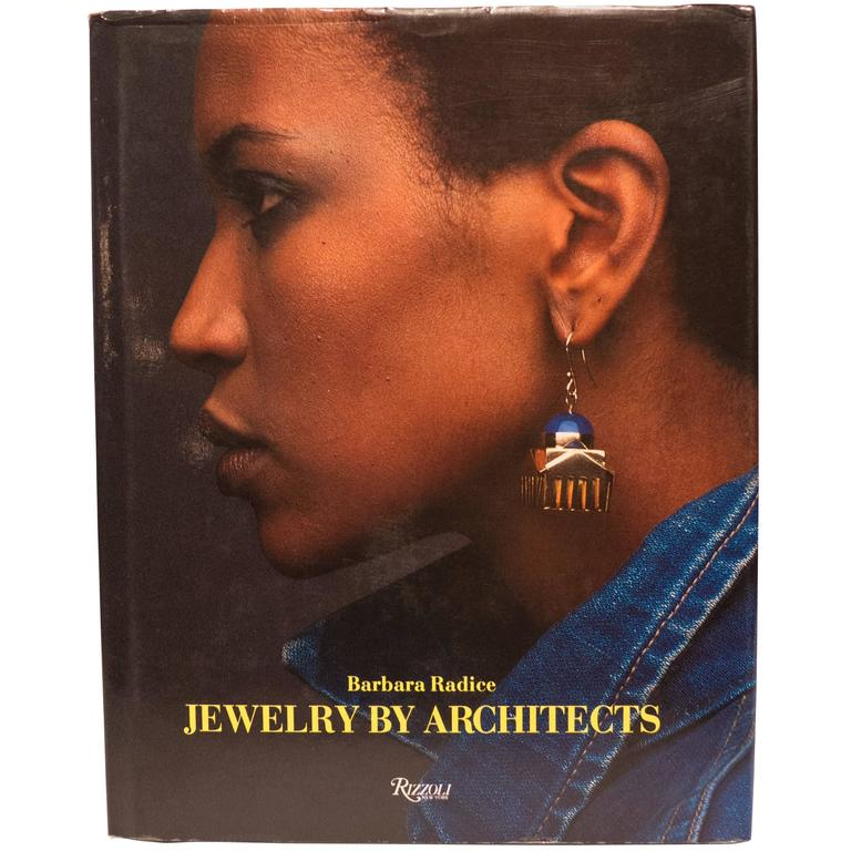 """Jewelry by Architects,"" Book For Sale"