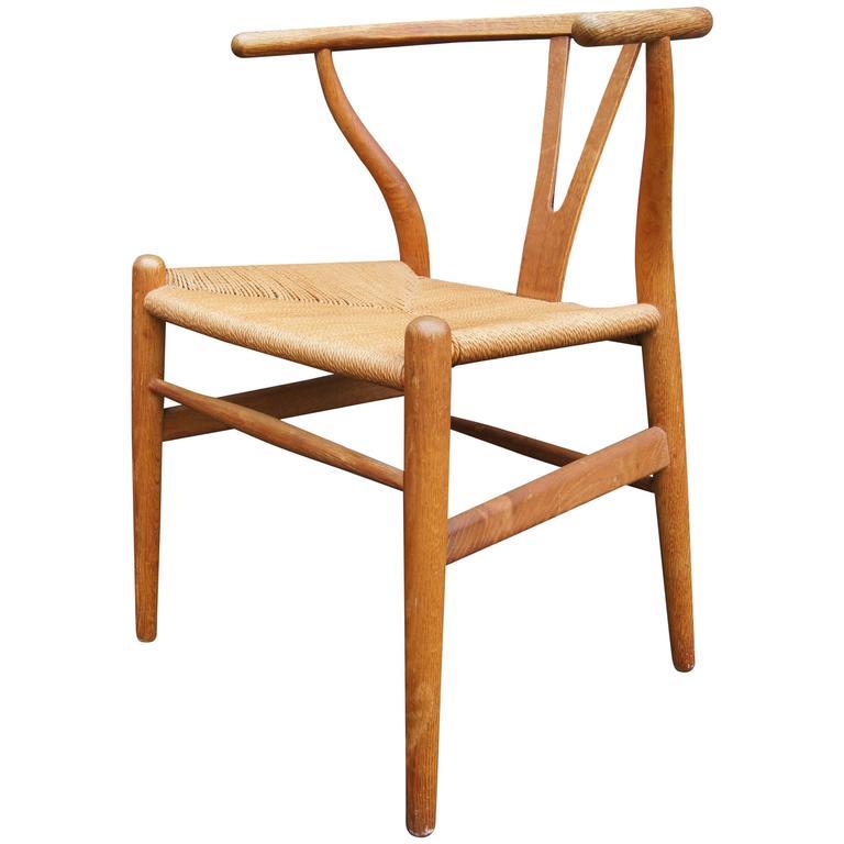 Wishbone Chair by Hans Wegner for Carl Hansen & Søn