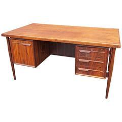 Rosewood Executive Desk by Arne Vodder