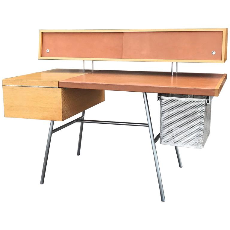 George Nelson Home Office Executive Desk Herman Miller