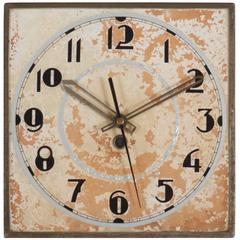 Beautiful Bauhaus Wall Clock