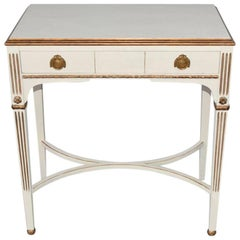 Vintage Neoclassical Dressing Table