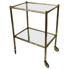 Hollywood Regency Carts and Bar Carts