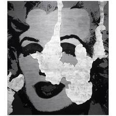 Andy Warhol by Henzel Limited Edition Marilyn Art Rug