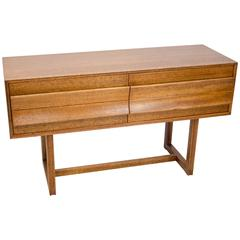 Console Buffet Table with Drawers. Paul Laszlo for Brown & Saltman of California