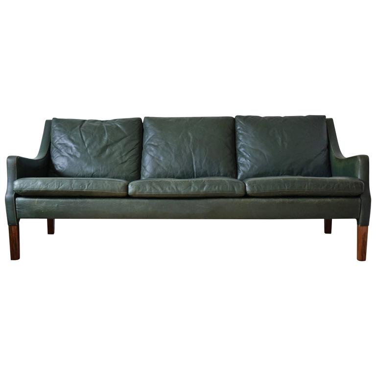 Vintage sofa by rud thygesen for vejen polster at 1stdibs Sofa polster erneuern