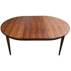Omann Jun Model 55 Rosewood Dining Table
