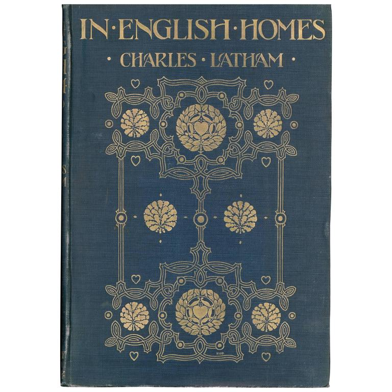 IN ENGLISH HOMES, 'Set of Three Books' For Sale