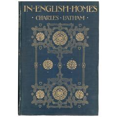 IN ENGLISH HOMES, 'Set of Three Books'