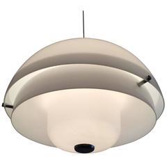 """Luigi Massoni Ceiling Lamp """"Granada"""" for Harvey Guzzini, Italy, 1967"""