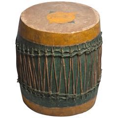 19th Century Antique Native American Dance Drum