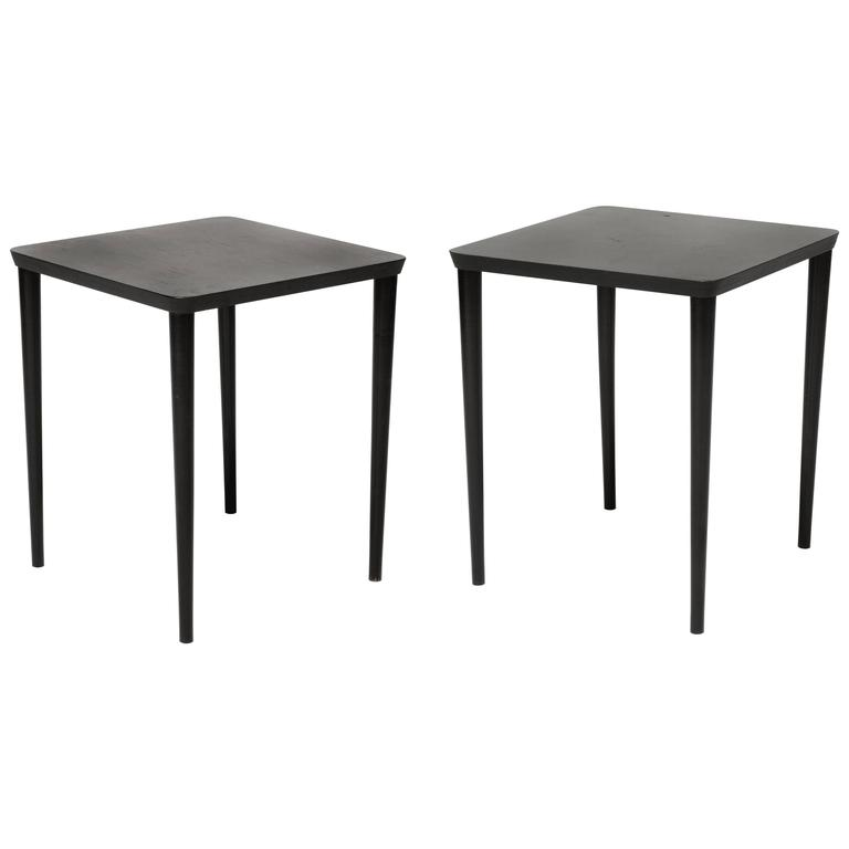 Francis Hosken Side Tables