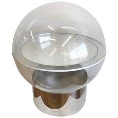 """Kartell Table Floor Lamp """"Mod. 4043"""" Design Filippo Panseca"""