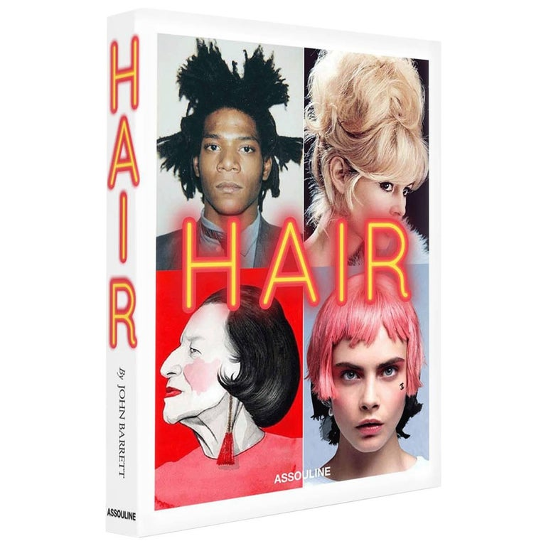 """Hair"" Book For Sale"
