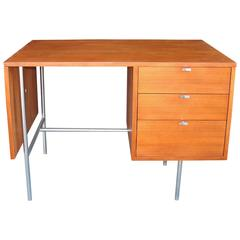 George Nelson Drop-Leaf Writing Desk