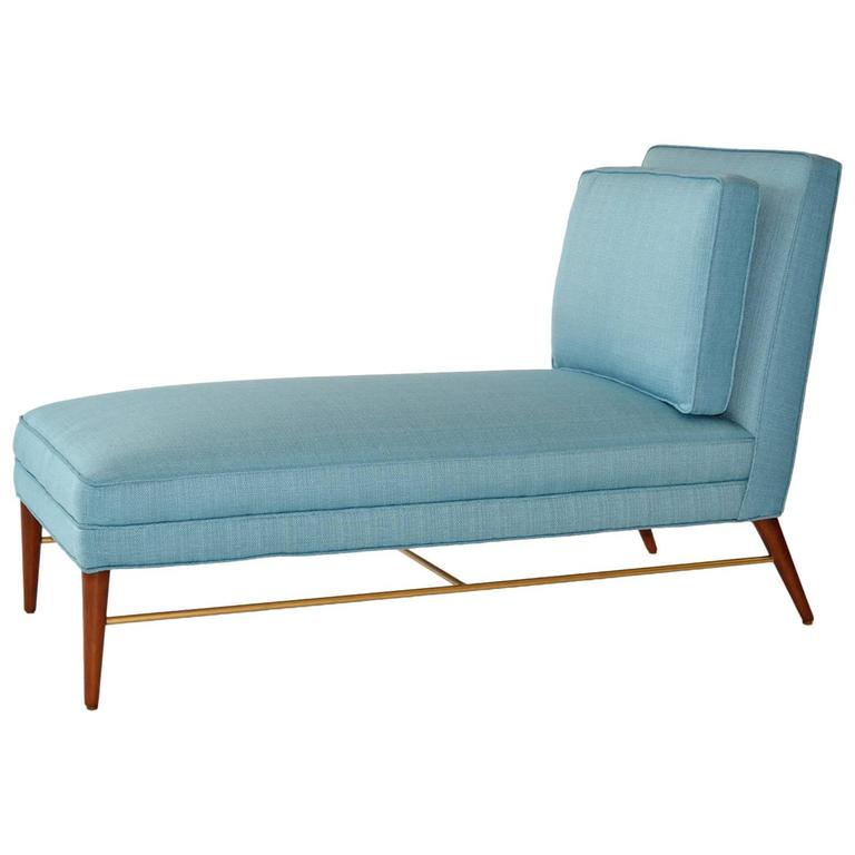 Chaise lounge by paul mccobb for calvin 1950s modern for for 1950s chaise lounge