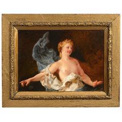 19th Century Study of a Female Figure