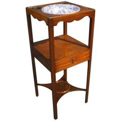 George III Washstand