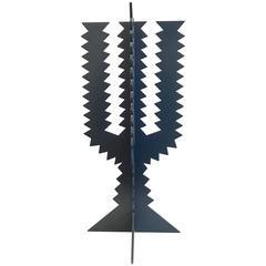 Giacomo Balla Cactus Futurista Sculpture, Gavina, 1972 Lacquered Metal