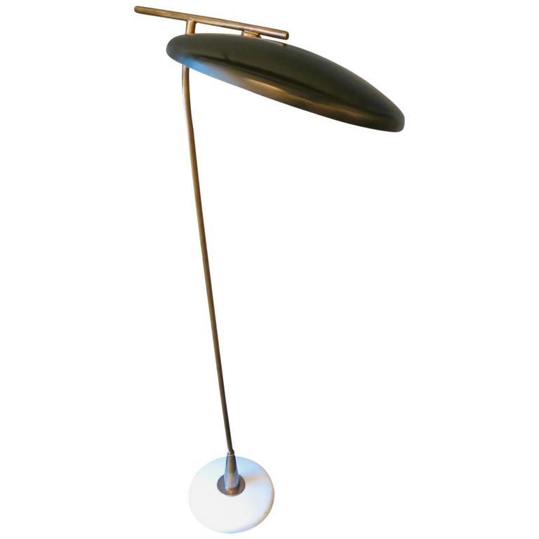 Mid-Century Italian Floor Lamp