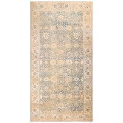 Beautiful Antique Indian Agra Rug