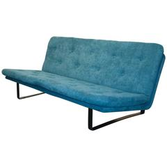 Three-Seat Sofa C684 by Kho Liang Ie for Artifort, Dutch Design, 1968