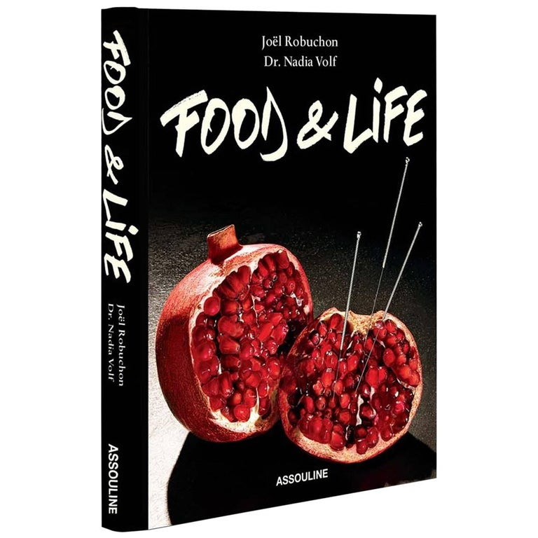 """""""Food & Life"""" Book For Sale"""