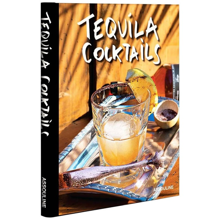 """""""Tequila Cocktails"""" Book For Sale"""