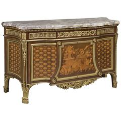 Louis XVI Style Commode by François Linke, French, circa 1905