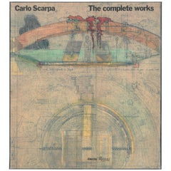 Carlo Scarpa-The Complete Works Book