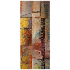 "Original Acrylic on Canvas ""Balance"""