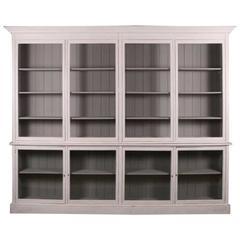 Glazed Bookcase or Display Cupboard