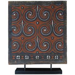 1950s Toraja Wall Panel